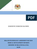 Isokinetic Exercise Machine-final