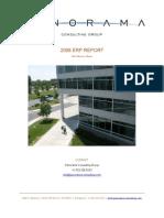 ERP 1 Report