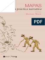 Conversaciones de remembranza - mapas de la practica narrativa - White