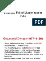 Muslim Reformist Movements