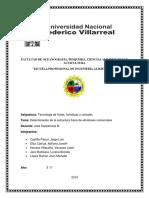 Almidon comercial -proceso