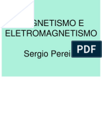 MAGNETISMO E ELETROMAGNETISMO