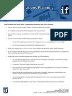 SOP-Checklist