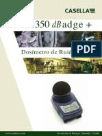 FTO-030 CASELLA-DOSIMETRO (español)