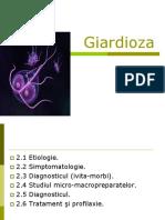 Giardioza 2 .ppt