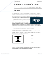 TEXTO 4.1 de Apoio - La organización perceptual _ PSICOLOGÍA DE LA PERCEPCIÓN VISUAL