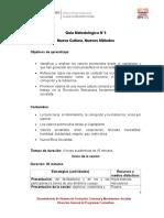 Guía Metodológica Nueva cultura, nuevos métodos 05 06 2019 2