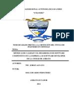 IEEE práctica recomendada para requisitos de software especificaciones