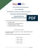 20200204_Referencial MP_ Aviso 08_SI_2020 Inovação Produtiva_baixa densidade