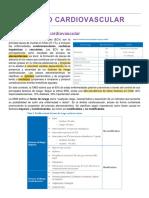 RCV, sindrome metabolico, dislipidemias