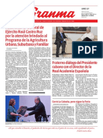 Diario Granma 02-02-2020