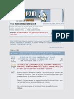 TUTORIAL DE COMO INSTALAR, ACTIVAR Y PONER AL ESPANOL TU WINDOWS VISTA