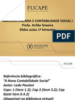 Slides Macroeconomia e Contabilidade Social