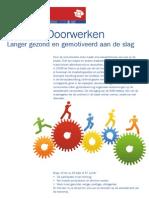 Position Paper Langer Doorwerken TNO NEDERLAND 201012