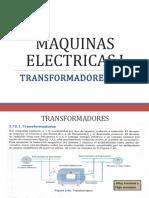 MAQUINAS ELECTRICAS I TRANSFORMADORESver3.pdf