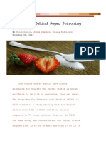 food poison final example