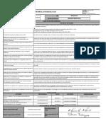 SST-FT-076 - Formato Informe de la Revisión del SG-SST - CYC 2019