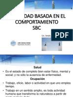 SEGURIDAD BASADA EN EL COMPORTAMIENTO AMV CONSULTORES - TRUJILLO