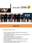 Serve With a Smile PPT