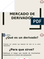 MERCADO DE DERIVADOS