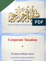Business taxa mba