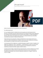 Rock en Perú - Por qué se fue Por qué murió
