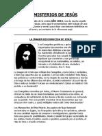 Ana V. Ruiz - Los Misterios de Jesús