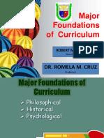 foundation-of-curriculum-report