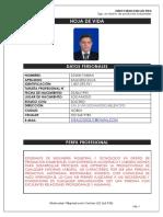 FORMATO UNICO HV PROCEMCOL Actualizada