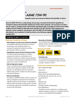 GPCDOC_Local_TDS_Chile_Shell_Spirax_S6_AXME_75W-90_(es-CL)_TDS