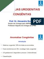 #1 - Anomalias Congenitas