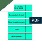 Control de Stock C