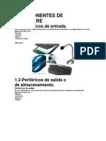 Instala controladores y dispositivos perifericos