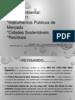 Aula 5 - Agenda 21