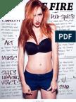 FAN THE FIRE Magazine #38 - December 2010