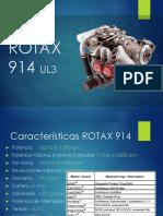 Generalidades motor ROTAX914UL3