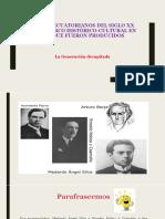 Textos ecuatorianos del siglo xx en el marco 1