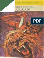 Edgar Rice Burroughs - TARZAN 2  Întoarcerea lui Tarzan 1973