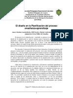 El diseño en la Planificación.pdf