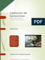 aspiracion   de secreciones cirugia.pptx