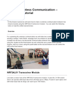 NRF24L01-tutorial