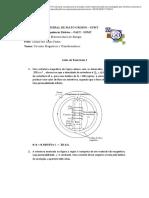 Lista de Exercícios I - Conversão eletromecanica de energia _ Passei Direto