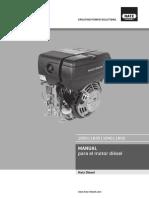 Manual de Funsionamiento y Mantenimiento Motor HATZ 1B30