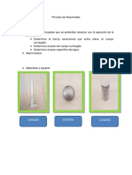 Principio de Arquímedes-labo hidraulicam