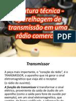 estrutura radiofonica aula