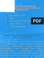 SEJARAH PERKEMBANGAN KEPERAWATAN DI DUNIA DAN DI INDONESIA
