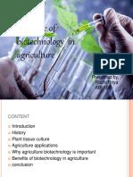 biotech application