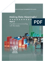 Making Data Meaningful. Part 3