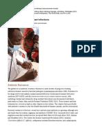 Drug-Resistant Infections - Major Infectious Diseases - NCBI Bookshelf