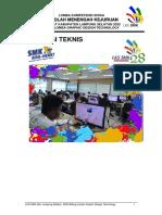 Kisi kisi LKS Graphic Design Technology Lam-Sel 2020